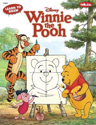 Learn to Draw Winnie the Pooh By Disney Storybook Artists (COR)